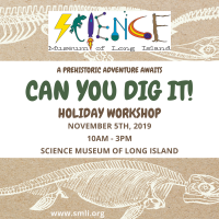 Holiday Program - 2019 - Nov 5 - Can you dig it?