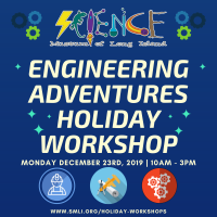 Holiday Program - 2019 - Dec 23 -  Engineering Adventures