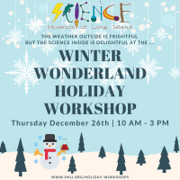 Holiday Program - 2019 - Dec 26 - Winter Wonderland