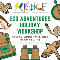 Holiday Program - 2020 - Apr 17 - Eco Adventures