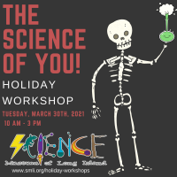 Holiday Program - 2021 - Mar 30 - The Science of You
