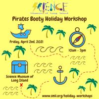 Holiday Program - 2021 - Apr 2 - Pirates Booty