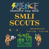 Afterschool Program Wednesday - Mar 2021- Grades K-3 - SMLI Scouts