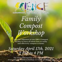 Composting Workshop - Saturday - April 2021