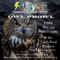 Owl Prowl - 2021 - May