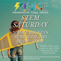 STEM Saturday - June 2021