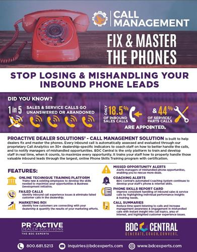 Fix & Master The Phones
