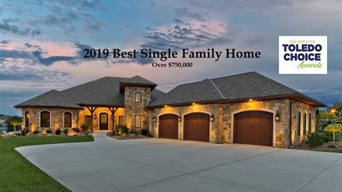 2019 Best Single Family Home
