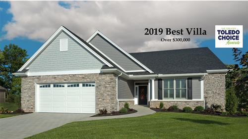 2019 Best Villa or Townhome