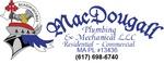 MacDougall Plumbing and Mechanical LLC