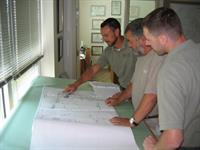 We follow our robust quality control measures on every project, large or small.