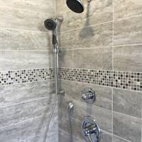 Robious Road Shower Renovation