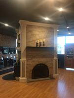 We have several name brands showcased including Empire, Hearthstone, Majestic, Mendota, Monessen, Regency, RH Peterson, Superior and White Mountain Hearth.