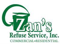 Zan's Refuse Service, Inc.