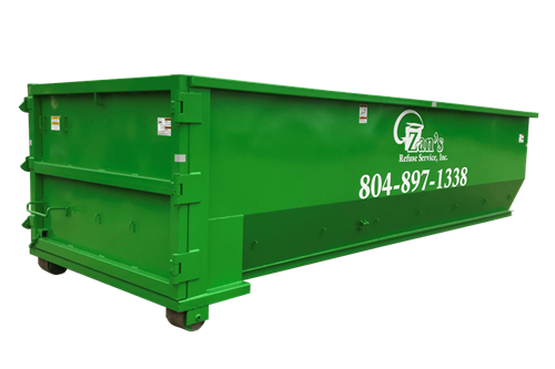 30-Yard dumpster delivered same day