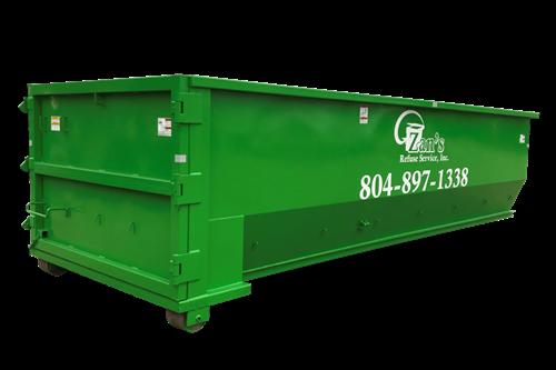 30-Yard dumpster delivered same day