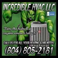 Incredible HVAC Llc