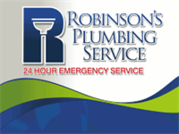 Robinson's Plumbing Service