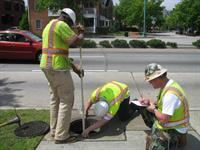 Manhole Investigation