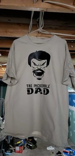 The Incredible Dad Tee