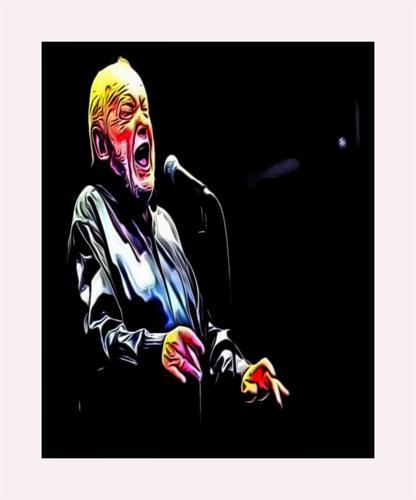 Legendary Singer by Kent H. Theesen