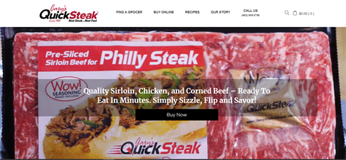 Glenn Valley Foods / Gary's QuickSteak