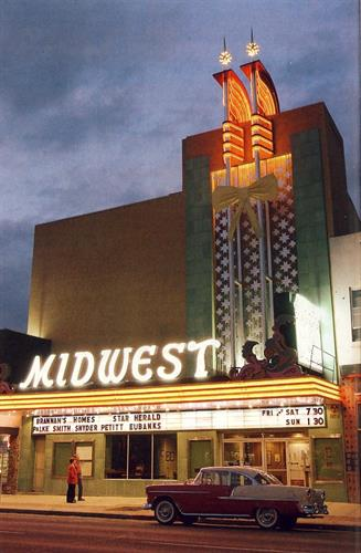 Midwest Theater, Scottsbluff, Nebraska