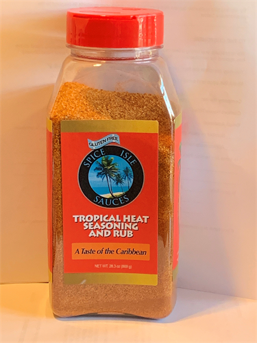 32 ounce Tropical Heat Seasoning/Rub