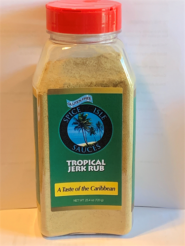 32 ounce Tropical Jerk Rub