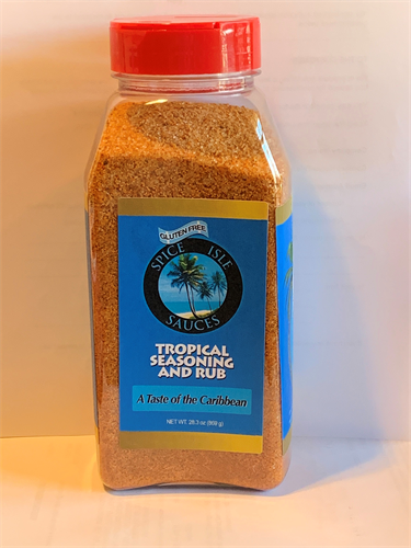 32 ounce Tropical Seasoning/Rub
