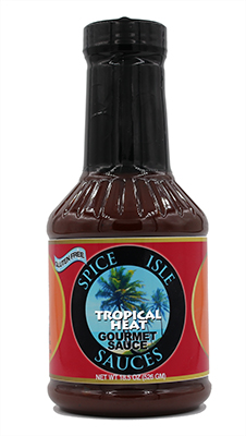 Tropical Heat Gourmet Sauce