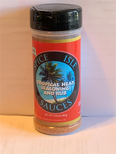 Tropical Heat Seasoning/Rub