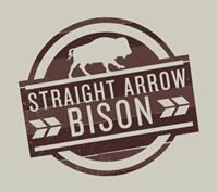 Straight Arrow Bison