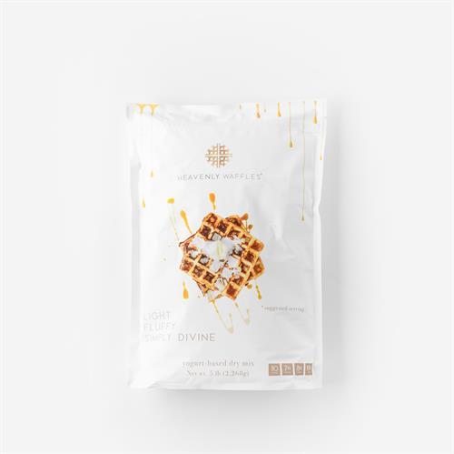 Heavenly Waffles 5lb bag