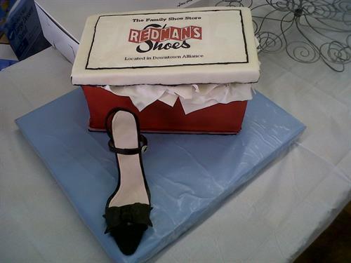 30th Anniversary Cake!