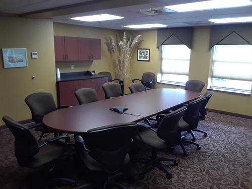 The Keystone offers facility rental for meetings to receptions.