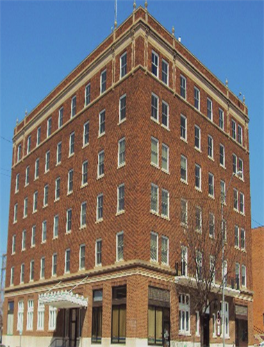 MEDC is located in the renovated Keystone Business Center, which houses incubator offices, facility rental, and a cowork space.