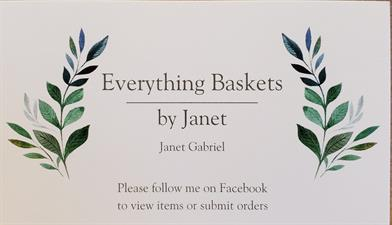 Everything Baskets by Janet