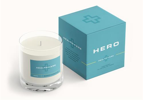 Yes You Candle HERO: Health Care