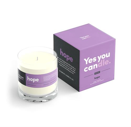 Yes You Candle Hope