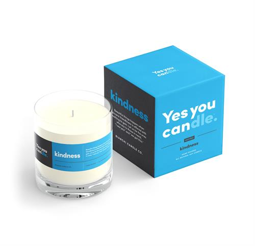 Yes You Candle Kindness