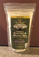 Gluten Free Non-GMO Cornmeal Pancake and Waffle Mix