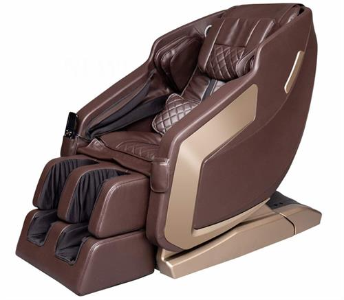 SUNHEAT Infrared Full Body 3D L-Track Massage Chair