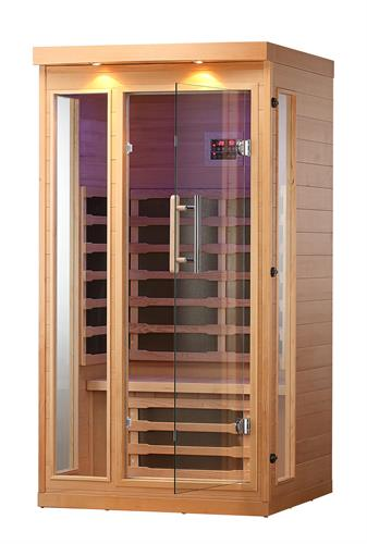 SUNHEAT FAR Infrared Sauna - Low EMF