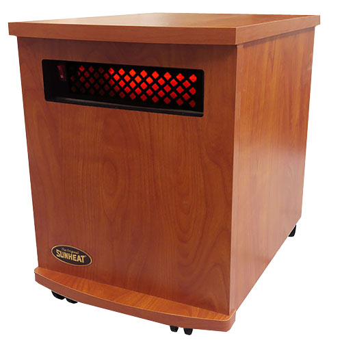 Cherry Original SUNHEAT Infrared Heater- Made in Grand Island