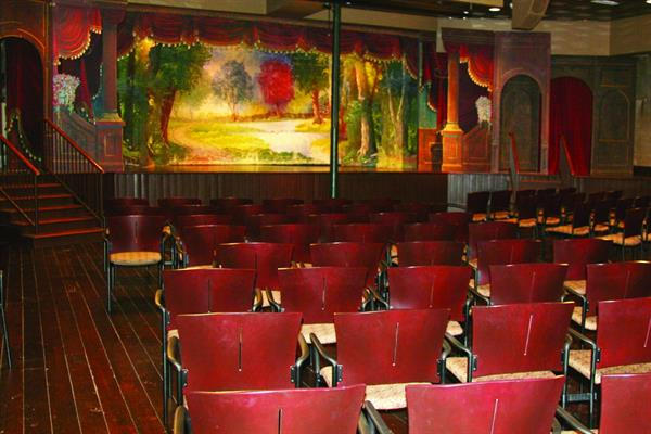 Take in a show at the Red Cloud Opera House