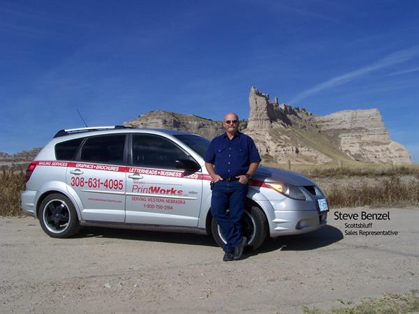 Steve Benzel at our Scottsbluff Location