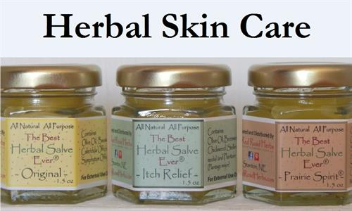The Best Herbal Salve Ever ®