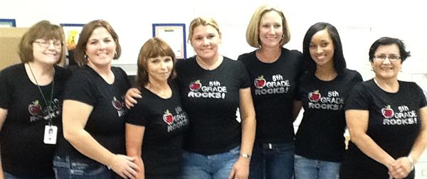 Teacher Rhinestone Shirts