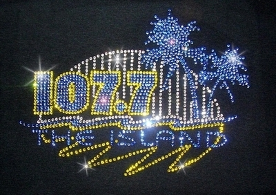Custom Rhinestone Design